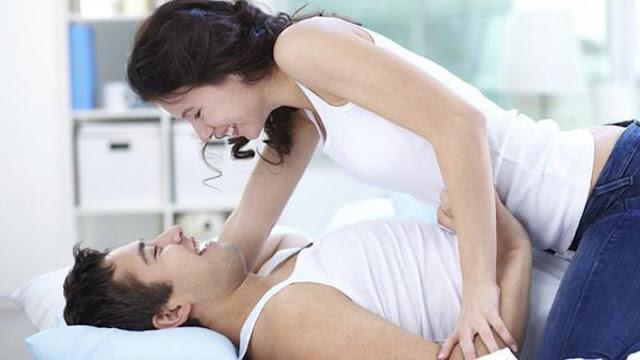 Inilah Cara Sederhana Gugah Gairah Bercinta Istri