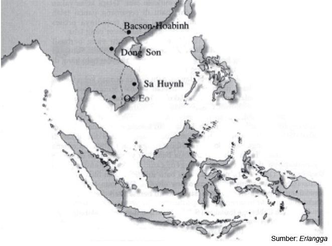 Kebudayaan Bacson Hoabinh Perkembangan Pengaruh Peradaban Alat Alat Penemuan Ciri Ciri Persebaran