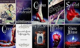 The lunar chronicles / Crónicas lunares, Marissa Meyer