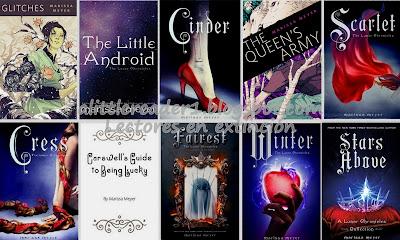 The lunar chronicles / Crónicas lunares, Marissa Meyer