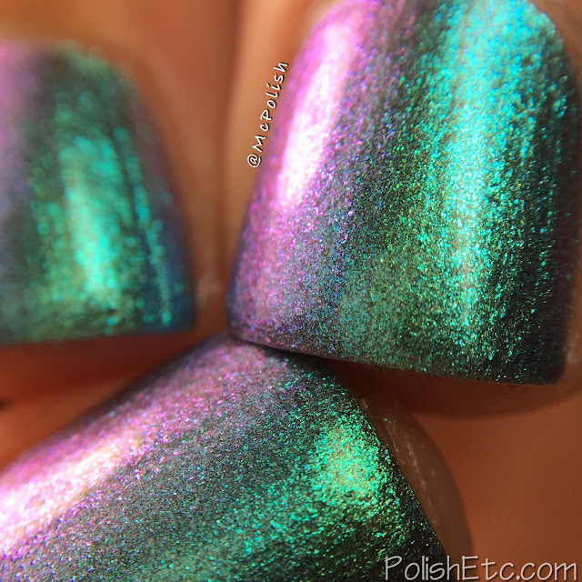 Cupcake Polish - Radioactive Collection - McPolish - Fallout