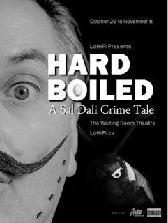 Hardboiled - A Sal Dali Crime Tale