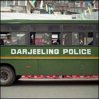 Darjeeling sadar police
