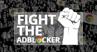 Lista negra de Google Chrome 64