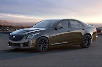 Cadillac CTS-V Sedan Pedestal Edition (2019) Front Side