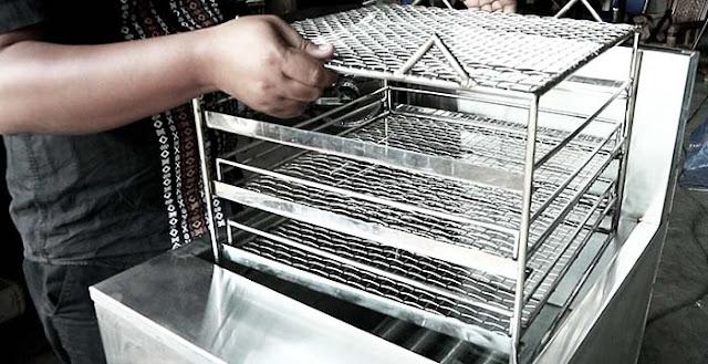 Jual Deep Fryer Gas Murah di Semarang