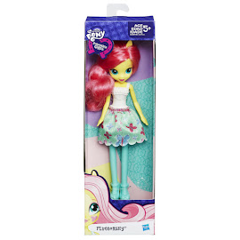 MLP Equestria Girls Budget Series Basic V2 Fluttershy Doll