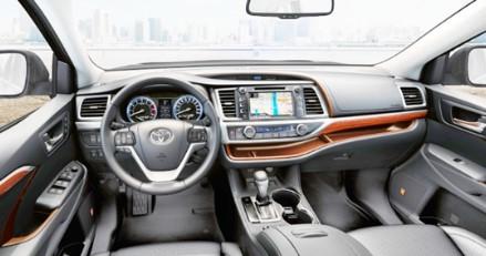 2020 Toyota Highlander Hybrid Fuel economy canada