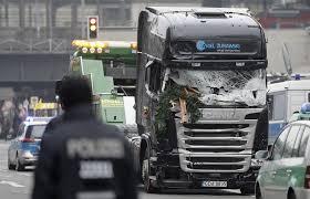 Хроника берлинского теракта