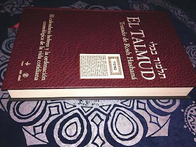 Roma: Primera traducción del Talmud en 500 años