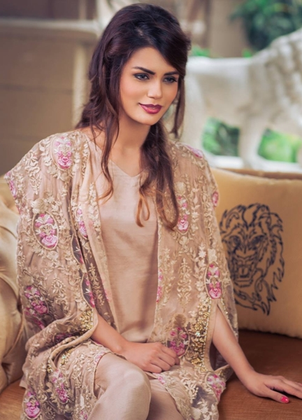Agha Noor Eid Kurtis Collection At PFW9 201617