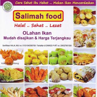 Produk salimah food