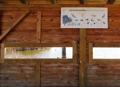 Observatorios laguna de navaseca