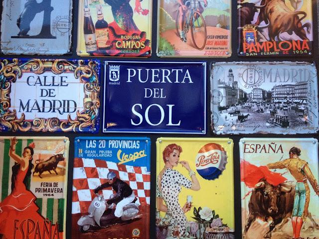 Madrid, Puerta del Sol - missä kannattaa majoittua?