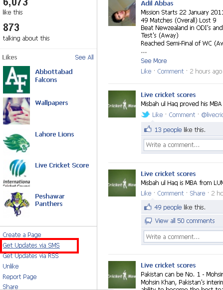 Live Cricket Scores: How to get live cricket updates on mobile via