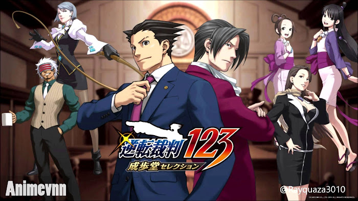 Ảnh trong phim Gyakuten Saiban: Sono Shinjitsu, Igi Ari! Season 2 1