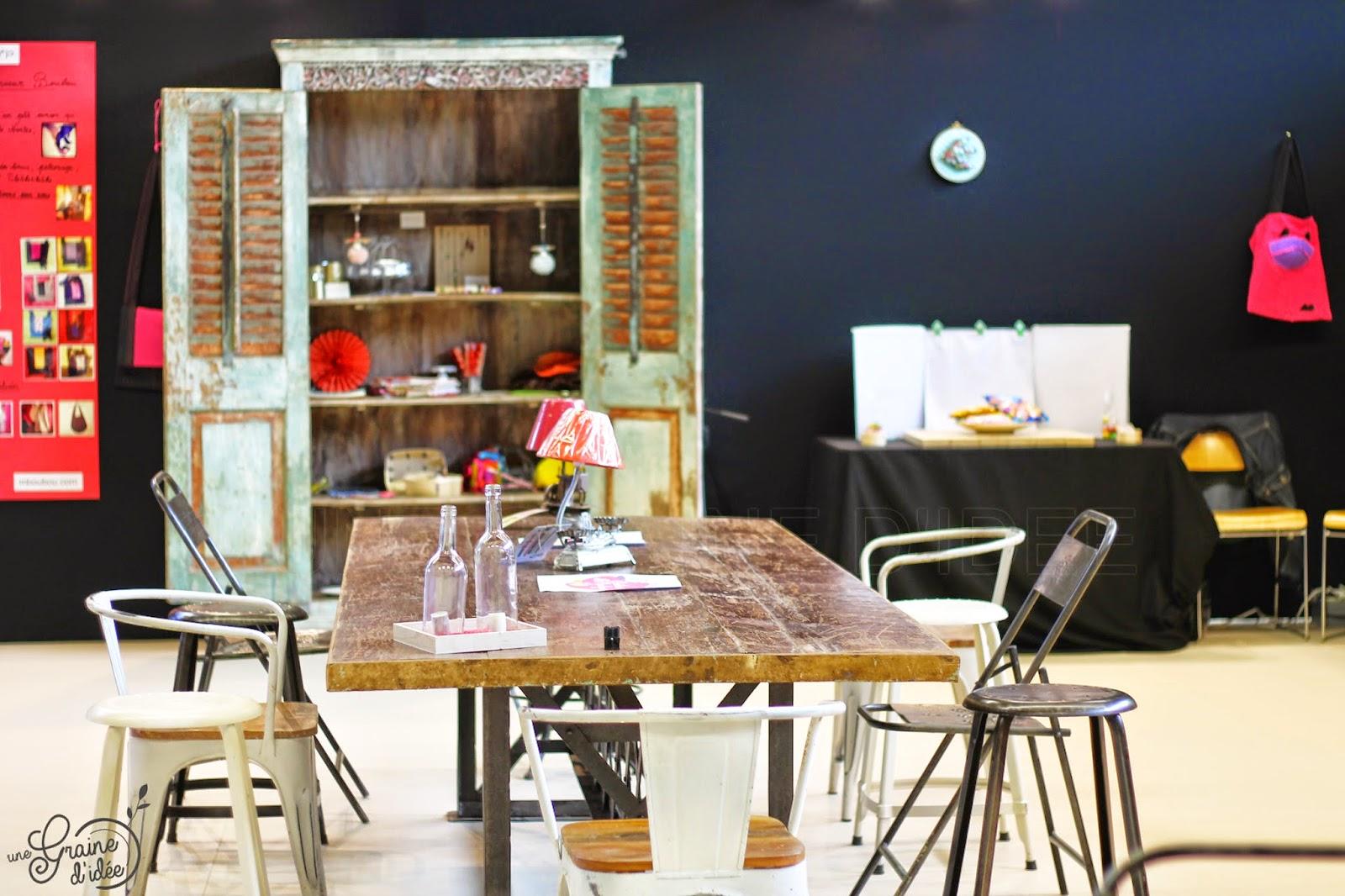 Créativa Nantes 2014 - Une Graine d'Idée