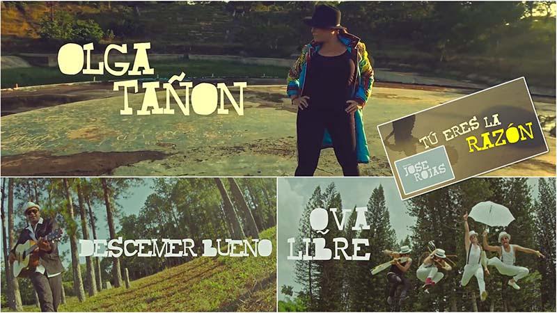 Olga Tañon - Descemer Bueno - Qva Libre - ¨Tú eres la razón¨ - Videoclip - Dirección: José Rojas. Portal Del Vídeo Clip Cubano - 00