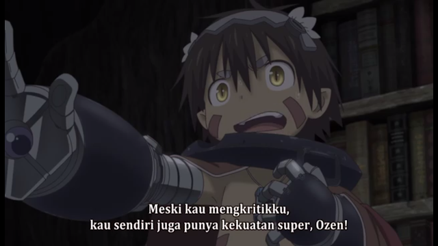 Made in Abyss Episode 07 Subtitle Indonesia