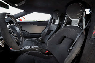 Ford GT Carbon Series (2019) Interior