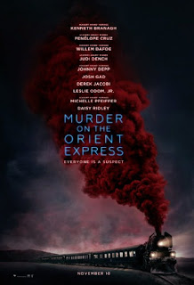 Sinopsis / Cerita Murder on the Orient Express (2017)