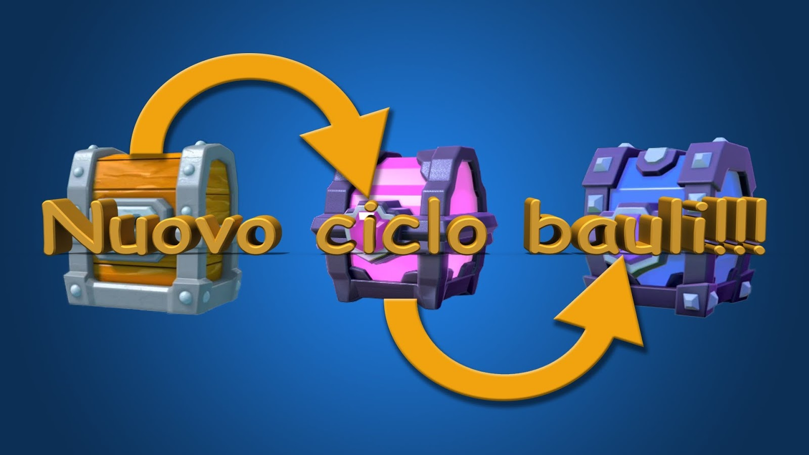 Sequenza bauli Clash Royale come funziona