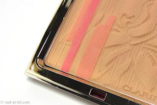 Clarins Palette Eclat Poudre Teint & Blush