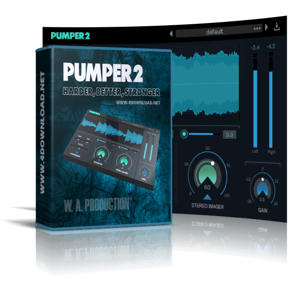 W. A. Production - Pumper 2 v1.0.1 Full version