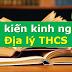 SÁNG KIẾN KINH NGHIỆM MÔN ĐỊA LÍ THCS ( Skkn địa lý 6, 7, 8, 9)