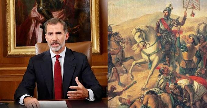 Mexico: AMLO pide a España y al PAPA que se disculpen por el Genocidio de la conquista