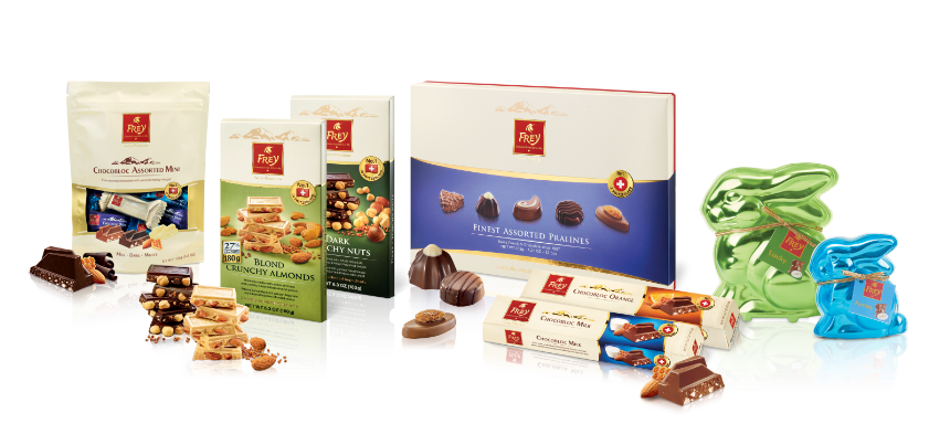 #Introducing ChocolatFreyNA the #1 selling chocolate brand in Switzerland, authentic Swiss premium chocolates now sold state-side. AD