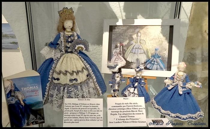 poupées film l'échange des princesses