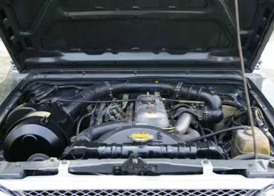 Mesin Daihatsu Taft Kebo / Badak Diesel