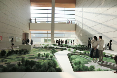 Full room reconstruction of Ibirapuera Park, Sao Paulo, Brazil.