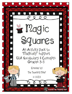 https://www.teacherspayteachers.com/Product/ELA-Magic-Squares-Building-Content-Vocabulary-in-Reading-Writing-1926767