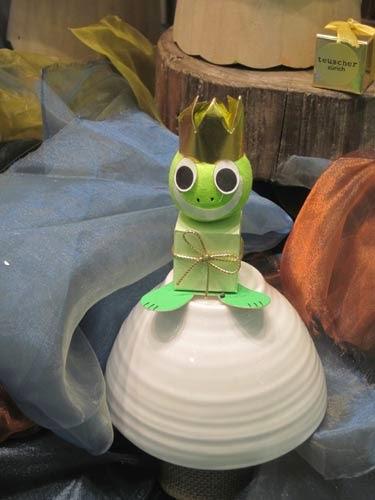 Teuscher Frog