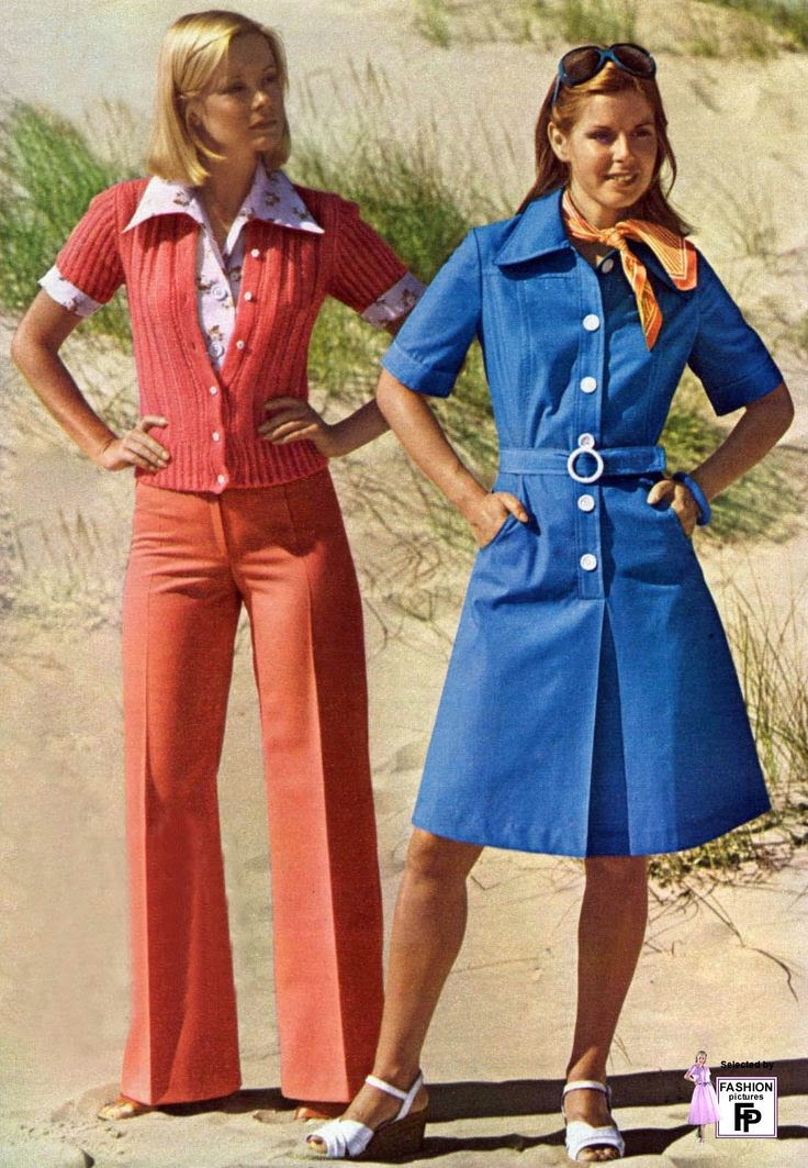1970s fashion clothes