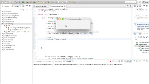 Java Program to convert String to character