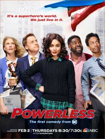 Assistir Powerless Dublado e Legendado Online