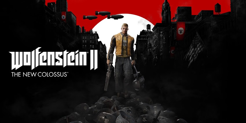 Wolfenstein II: The New Colossus – Spot Giocare col fuoco (Nintendo Switch)