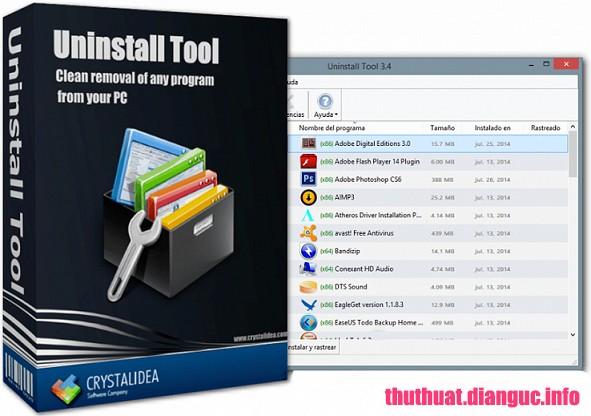 Download Uninstall Tool 3.5.7 Build 5610 Full Cr@ck
