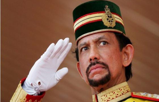 Sultan Brunei Kecam Aung San Suu Ki Yang Bela Ahok