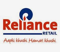 Reliance Retail Walkin Drive 2016