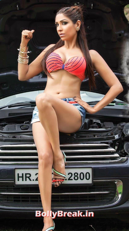 , Pooja Misra FHM bikini Pics