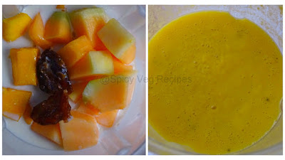 Mango recipes, melon recipes, chia seeds recipes,date recipes,chia seed smoothie with mango and melon,beverages and drinks, veg, fusion, smoothies, Summer Recipes, 15 Minutes Recipes, Quick Recipes, veg recipes,