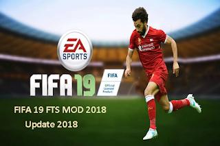 Download FTS 2018 Mod FIFA 19 Apk Data Obb
