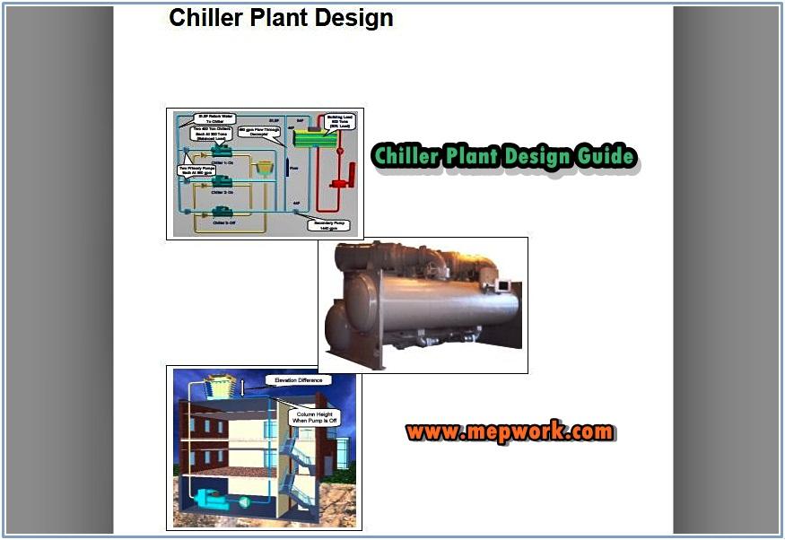 Download Chiller Plant Design Guide Free Pdf