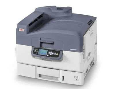 Image OKI C920WT Printer Driver