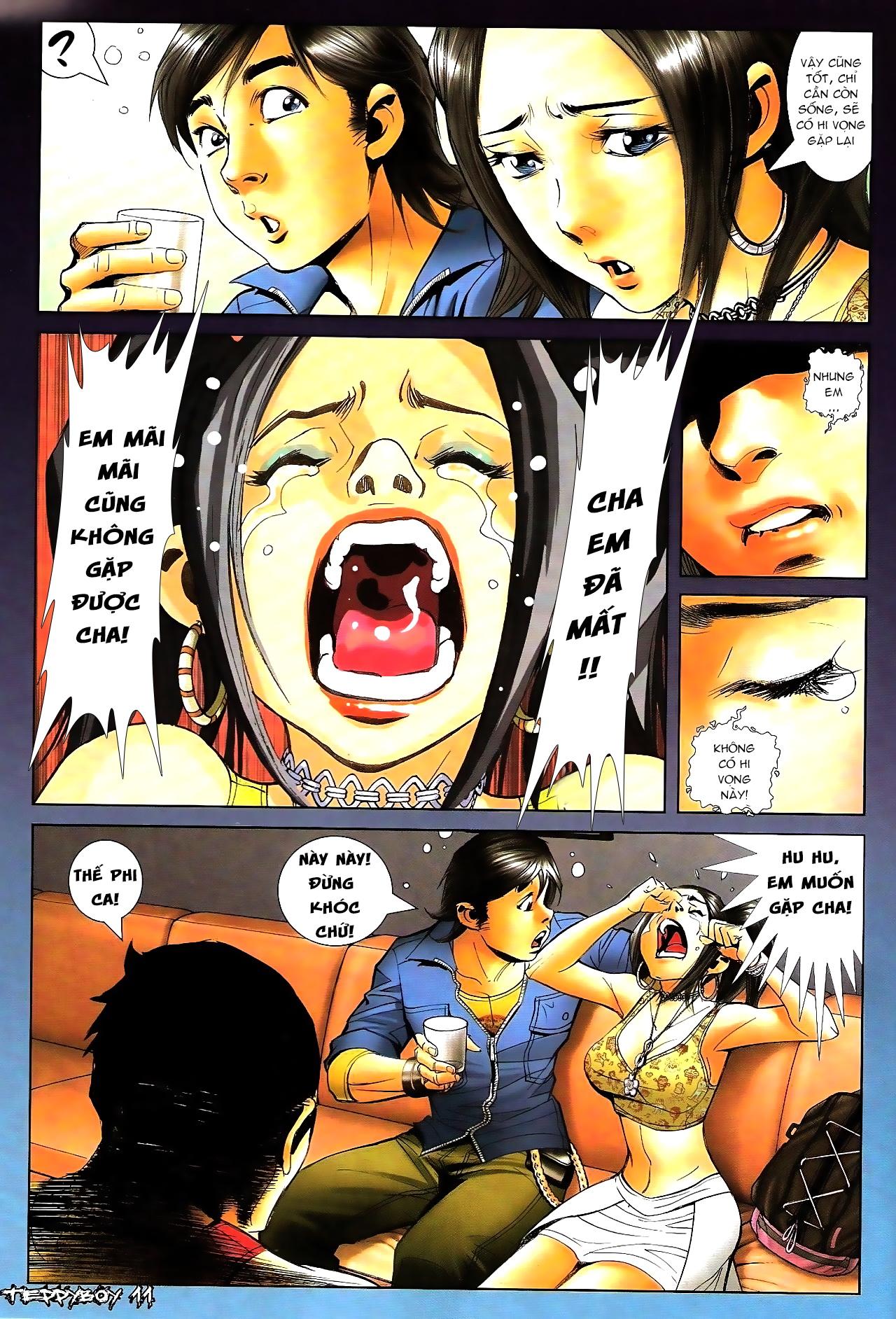 Người Trong Giang Hồ - Chapter 1292: Thật thì không giả được - Pic 10