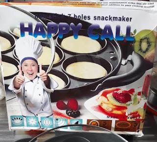 Jual Cetakan Martabak Mini Happy Call